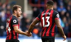 Ryan Fraser and Callum Wilson have an incredible connection this season.