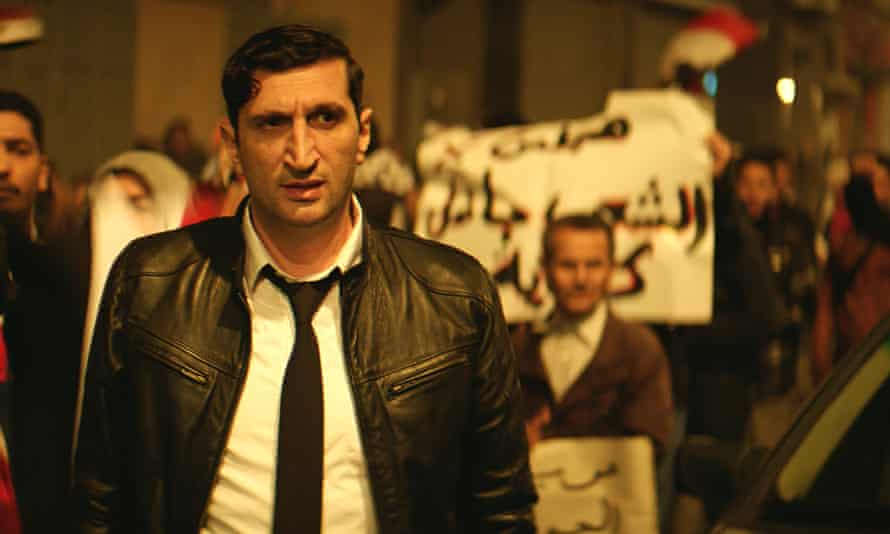 The 'compelling presence' of Fares Fares in The Nile Hilton Incident.