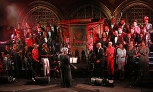 The Kingdom Choir Review Royal Wedding Stars Give Pop The Gospel