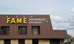Fame Recording Studios, which made famous the 'Muscle Shoals sound'.