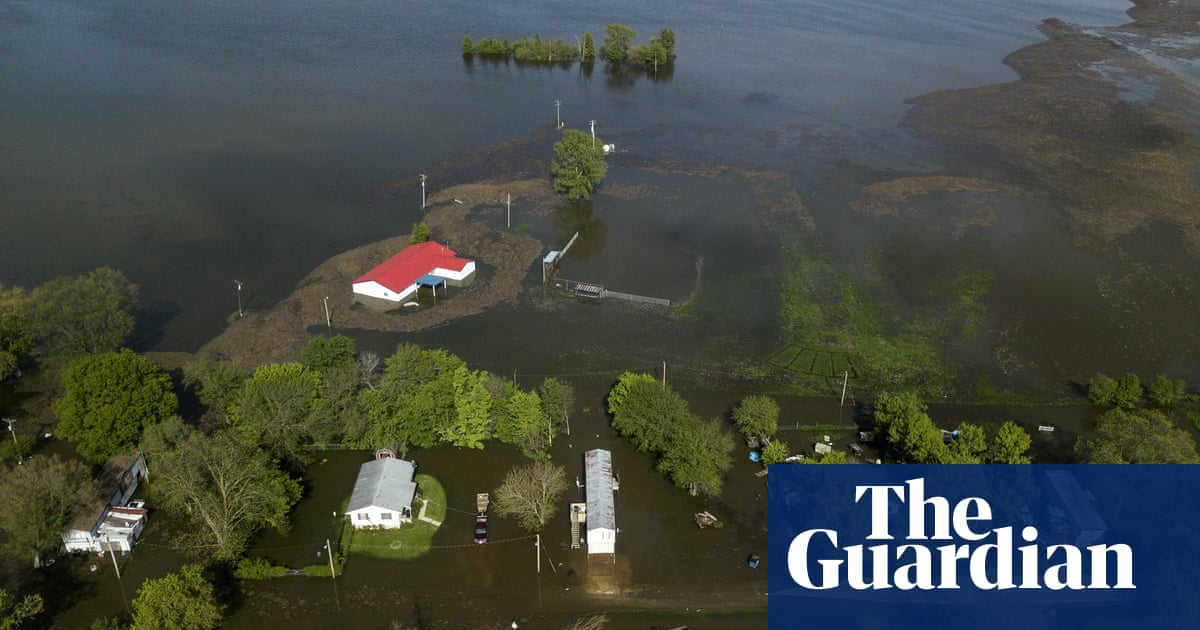 'Bigger picture, it's climate change': Great Lakes flood ravages homes and roads - The Guardian