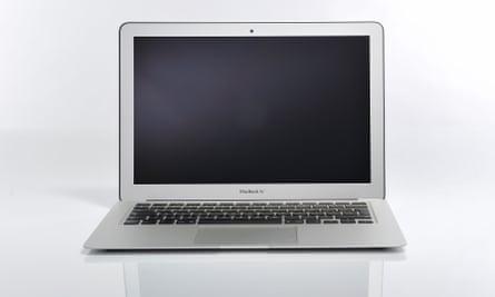 Apple's old MacBook Air.