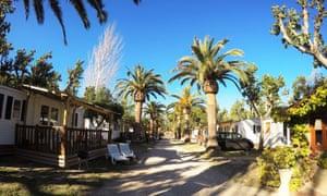 Camping Playa Montroig