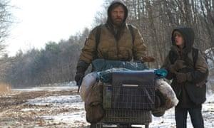 Viggo Mortensen and Kodi Smit-McPhee in the 2009 film of Cormac McCarthy's The Road.