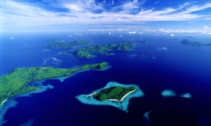 Palawan is home to two Unesco world heritage sites, a subterranean river and the Tubbataha coral reefs.