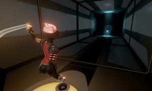 Sparc VR: visuals that will bowl you over.