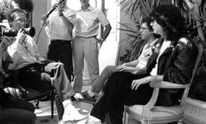 Ethan and Joel Coen are interviewed by Norman at Cannes film festival