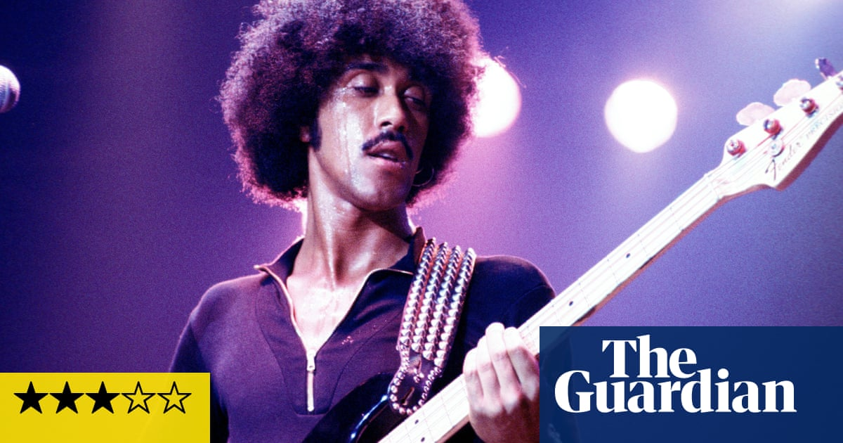 Phil Lynott: Songs for While Im Away review – diverting glimpse of Thin Lizzys poet star