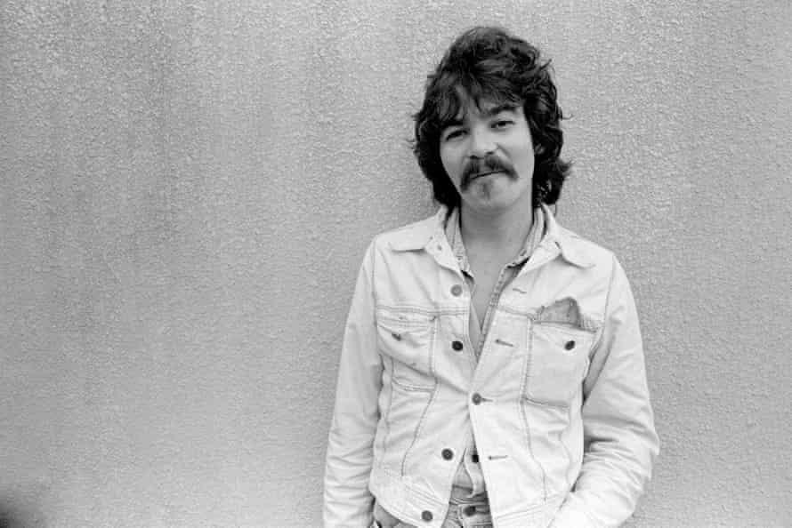 John Prine pictured in 1975.