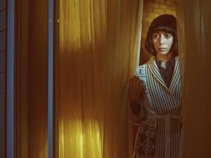 Cristin Milioti as Betsy Solverson.