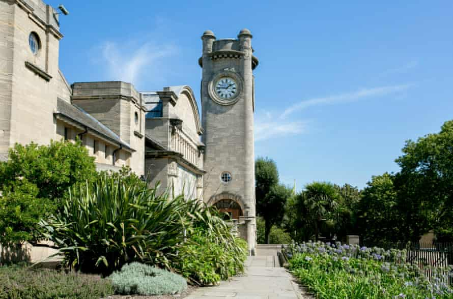The Horniman museum in London