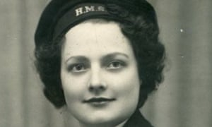Manuela Sykes served in the Women's Royal Naval Service during the second world war, then studied international affairs at University College London