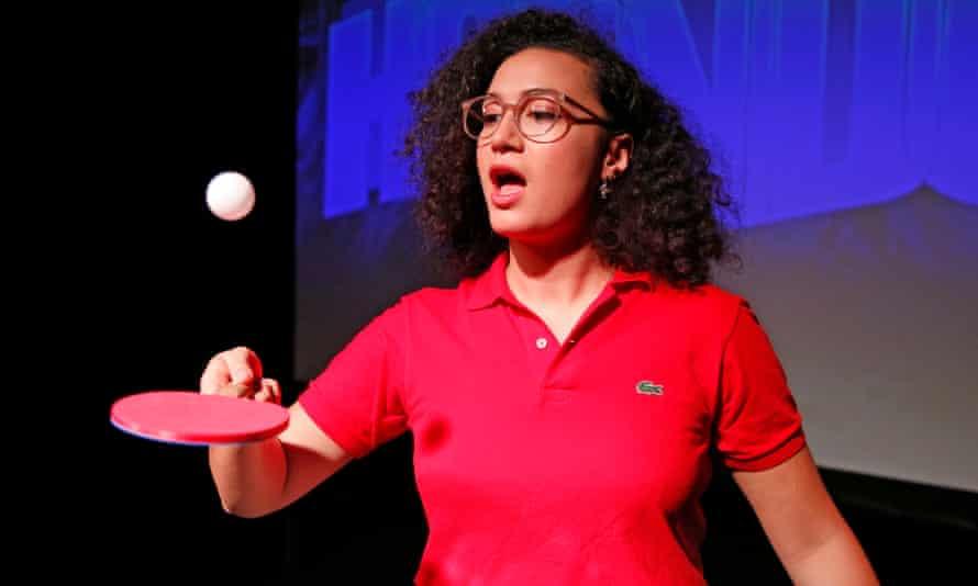 Rose Matafeo performs her award-winning show Horndog.