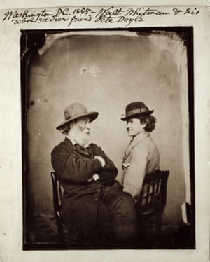 Walt Whitman and Pete Doyle