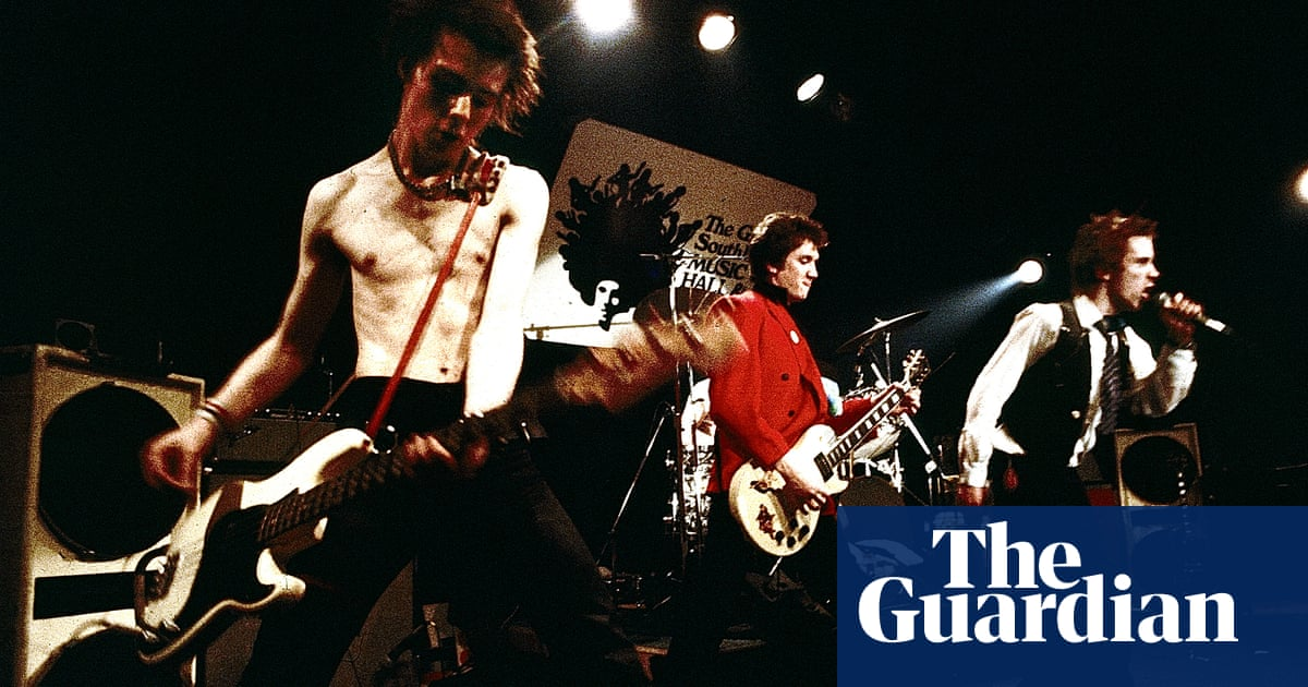 Sex Pistols in legal battle over music licensing for new Danny Boyle series