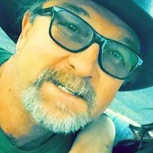 Thomas Allen Day Jr, a victim of Las Vegas shooting. facebook photo