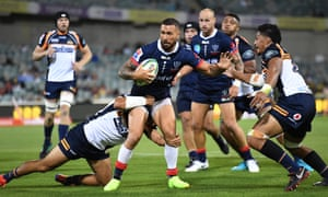 Melbourne Rebels v ACT Brumbies