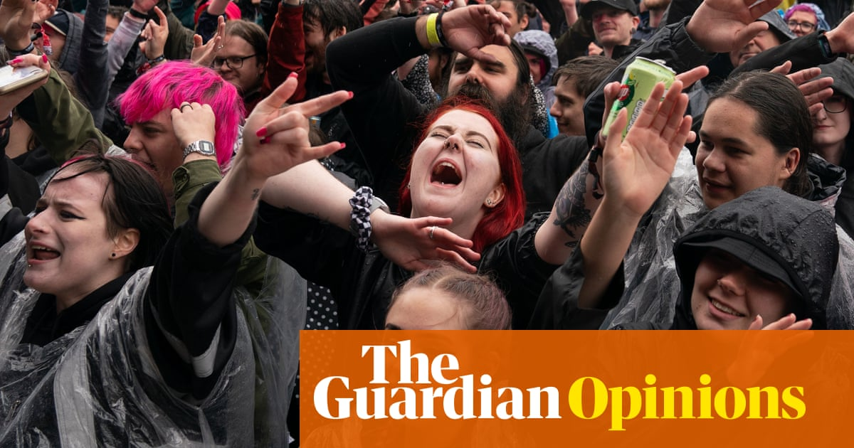 After lockdown, what Britain needs most is moments of collective joy