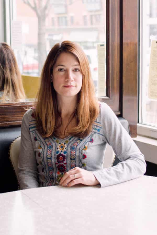 Gillian Flynn's foray into the ghost world, The Grownup, is out next month.