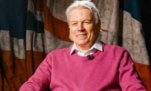 David Icke in a London Live TV interview.