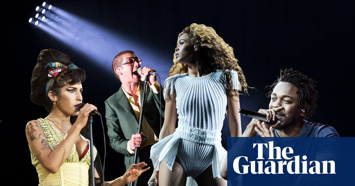 The 100 Best Albums Of The 21st Century Music The Guardian