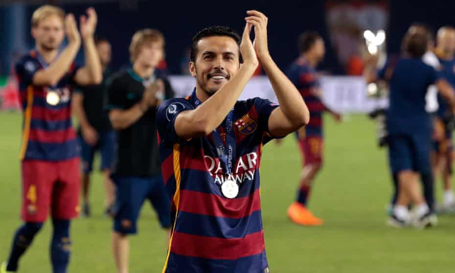 Chelsea had been close to signing Pedro in the January transfer window.