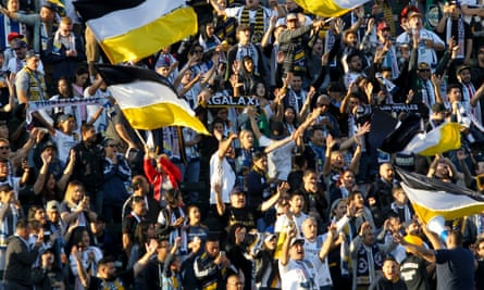 Los Angeles Galaxy fans had been used to a one-club city until this season