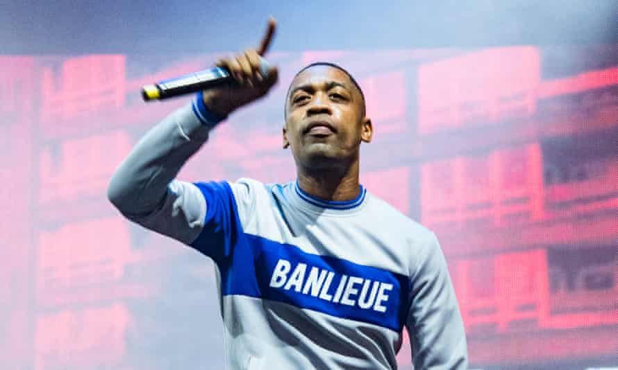 Wiley performing in August 2019.