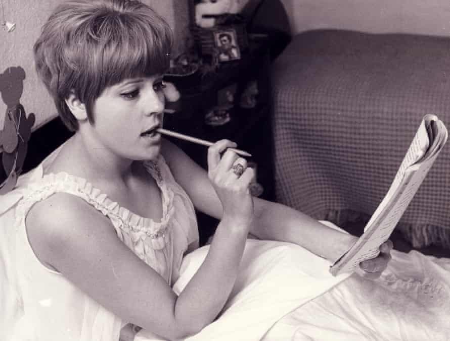The scandalous young Jennifer Archer, played by Angela Piper, in 1966.
