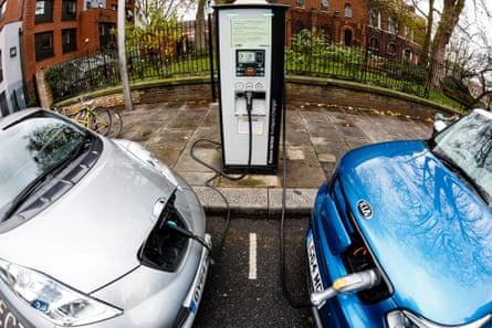 By 2035, electric vehicles could make up 35% of the road transport market, and two-thirds by 2050.