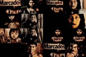Photographs of the Yanomami, the people of the Amazon rainforest.
