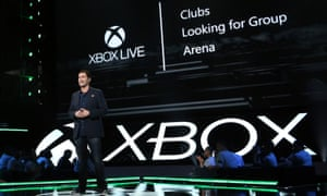 Mike Ybarra at Xbox E3 2016