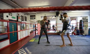 Maurice Core has been training boxers in the area for decades