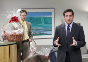 A still from The Office