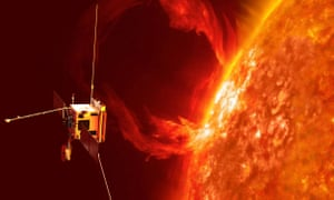 staring at the sun solar orbiter telescopes will get closest view