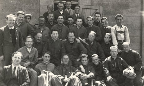 The forgotten haven: Kent camp that saved 4,000 German Jews