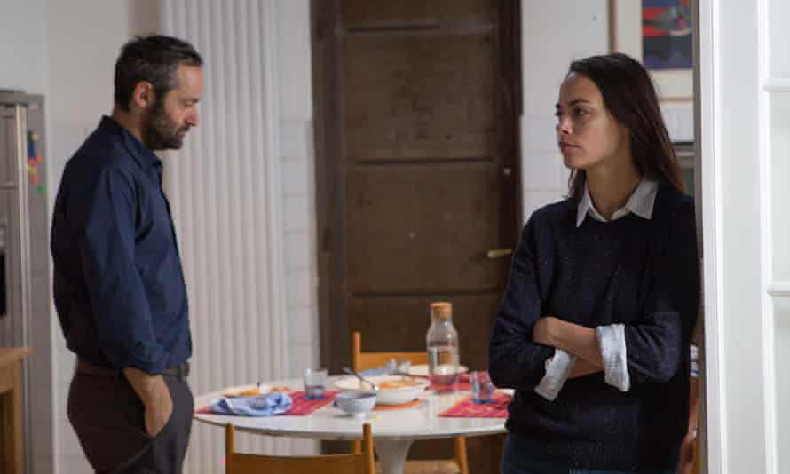 'Body language': Cédric Kahn and Bérénice Bejo in After Love.
