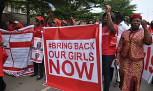 The #BringBackOurGirls campaign group