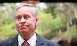 Colin Barnett's popularity has slumped following the downturn in the state's mining dominated economy.