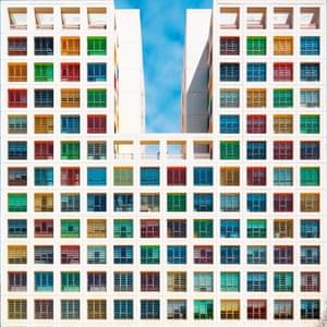 An office building in Beykoz district, Istanbul  by Turkish architect photographer Yener Torun.