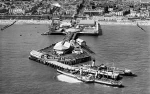 The pier, Clacton-on-Sea, 1938