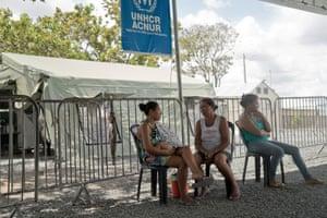 Boa Vista shelter for Venezuelans