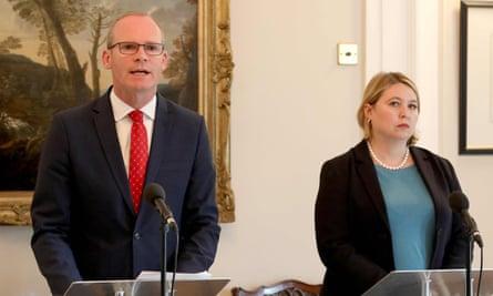 Coveney and Bradley