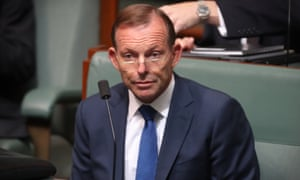The former prime minister, Tony Abbott, wants a substantial cut in Australia's migration intake.