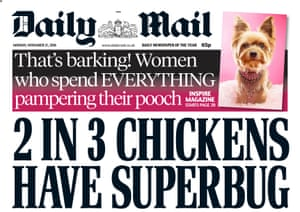 The Mail: under fire from Stop Funding Hate.
