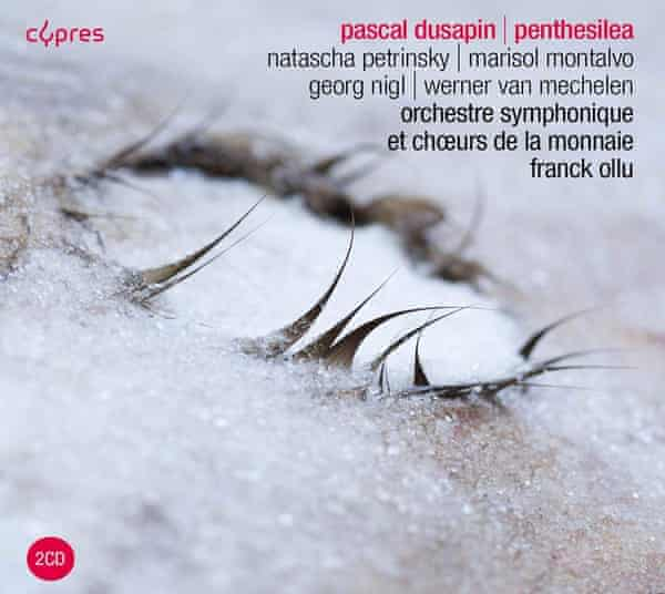 Dusapin: Penthesilea album artwork