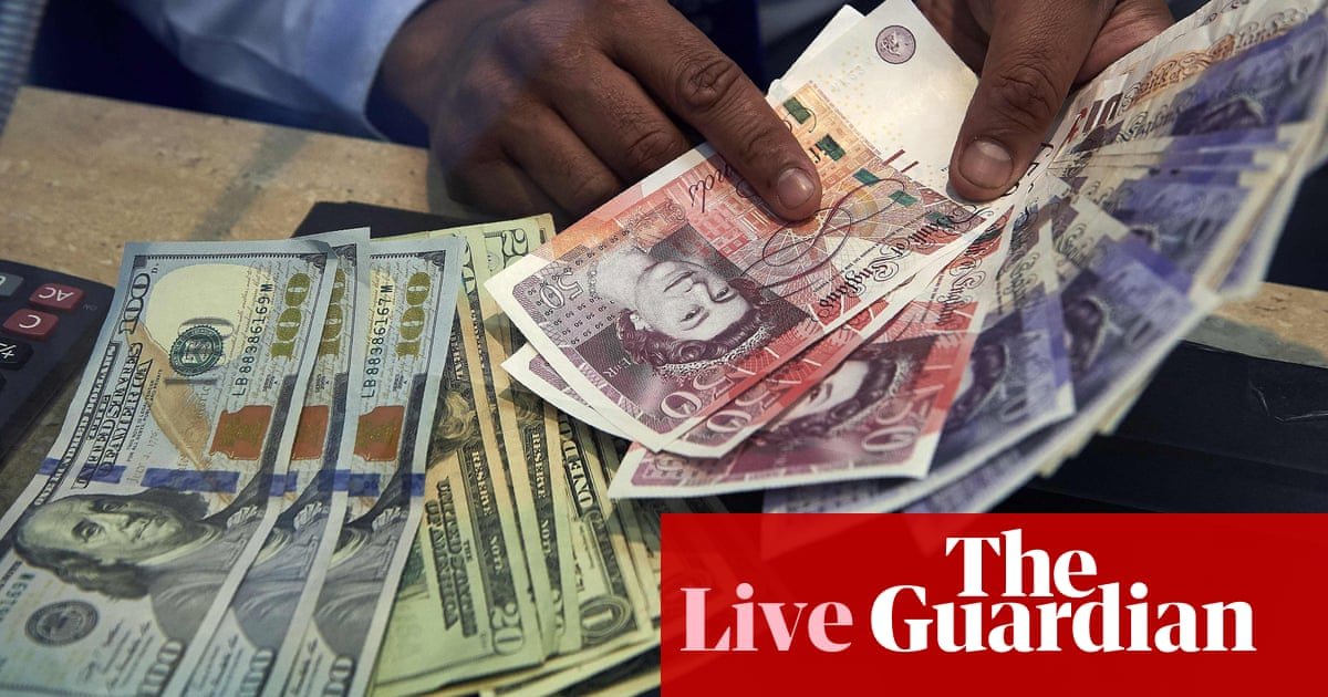 Sterling slumps to new two-year low below $1 23 amid no-deal