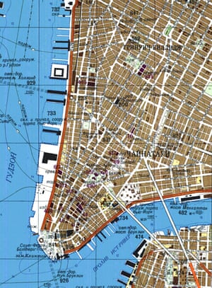 Quiz can you guess the world city from its cold war soviet spy map 26187 gumiabroncs Choice Image