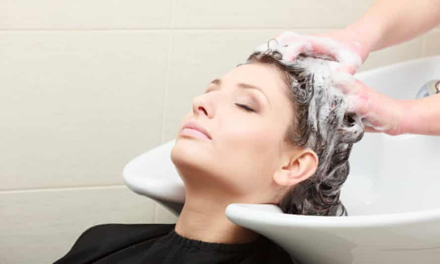 Vertebrobasilar insufficiency – or beauty parlour syndrome – is a stroke caused by getting your hair washed at a salon.