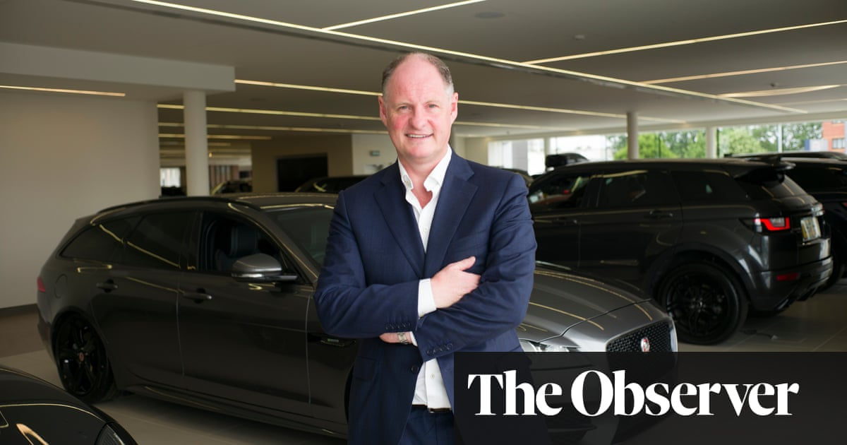 Dealers shift down a gear as Brexit takes the shine off new car